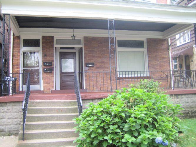 5704 Darlington Porch & Steps