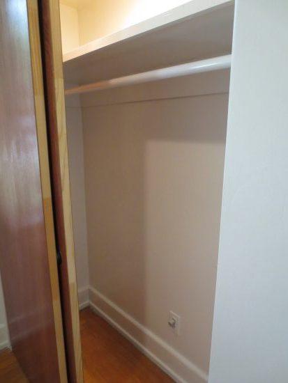 6 - bedroom closet