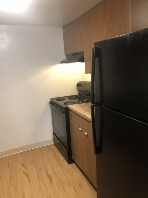 1 - Kitchen with Self Clean Oven - Copy