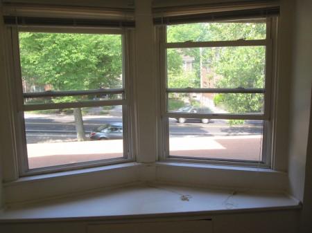 Bedroom 1 Bay Windows