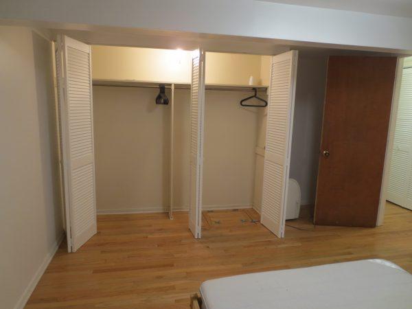 Bedroom Closets (2)