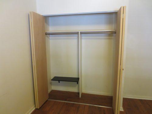 Bedroom - Second Closet (2)