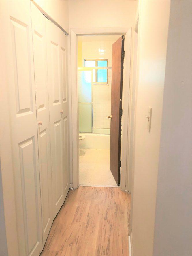 Hallway & Closets