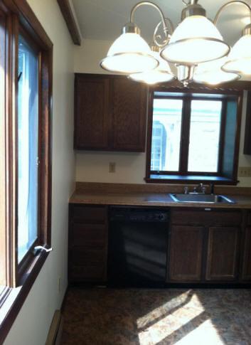 Kitchen Dishwasher & Sink