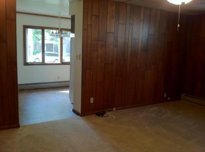 Living Room & Kitchen Entrance