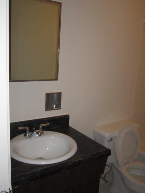 Bedroom 2 Bathroom Vanity