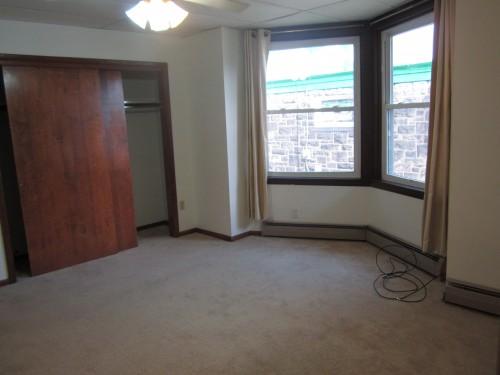 Bedroom Closet & Window