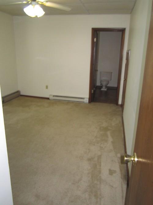 Bedroom & Bathroom Entrance
