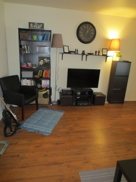 Living Room - New Floors