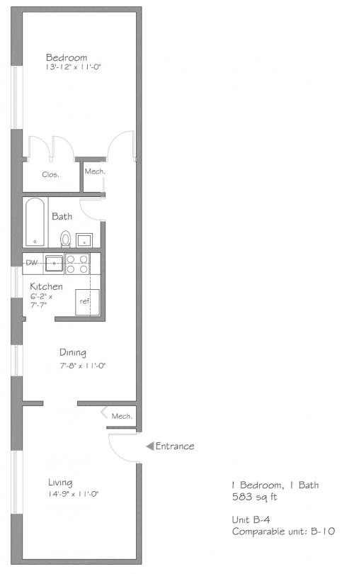 5712 Phillips Avenue Unit B-4, B-10