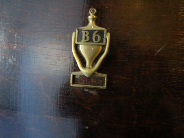 B6 Door Knob