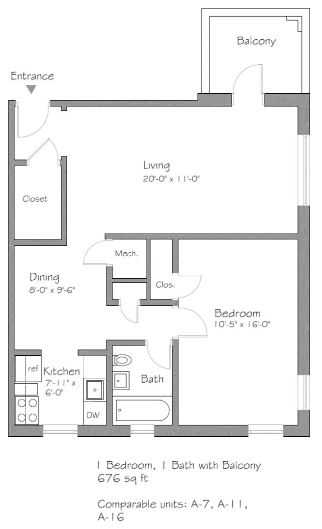 5710 Phillips Avenue Unit A-7, A-11, A-16