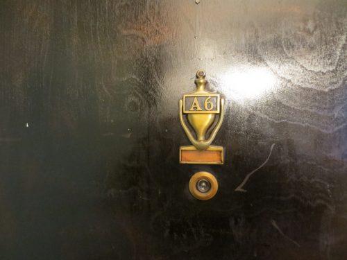 A6 Front Door