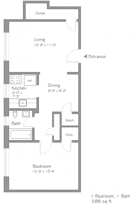 5712 Phillips Avenue Unit B-3, B-9