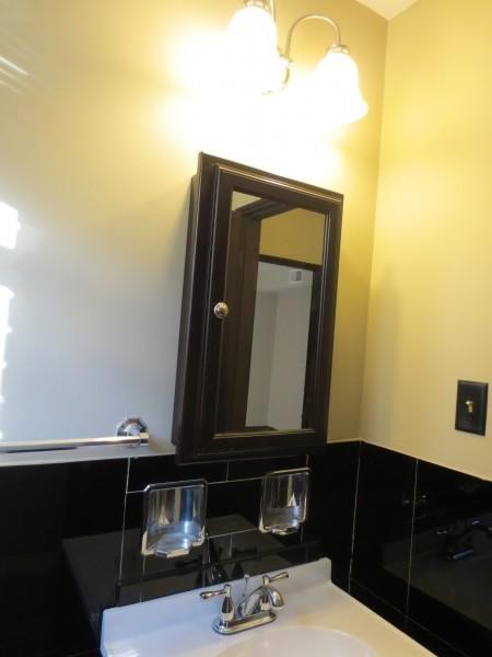 Bathroom New Vanity