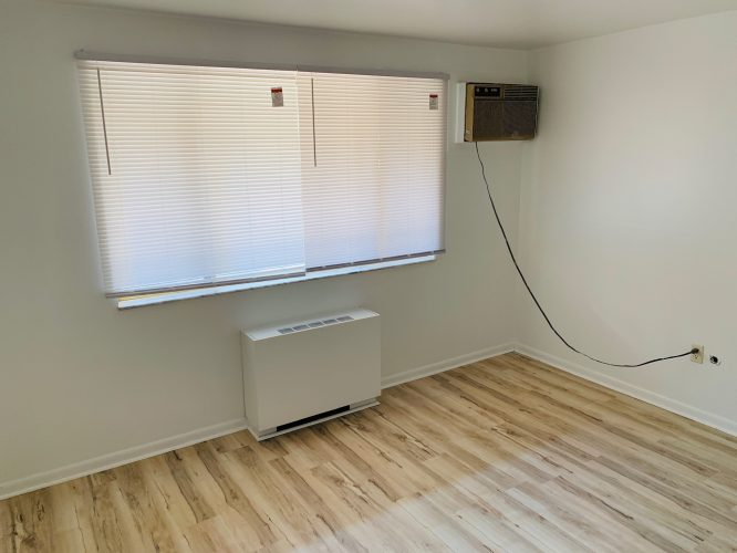 Unit 15 Master Bedroom with AC