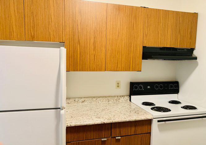 Unit 15 Updated Kitchen