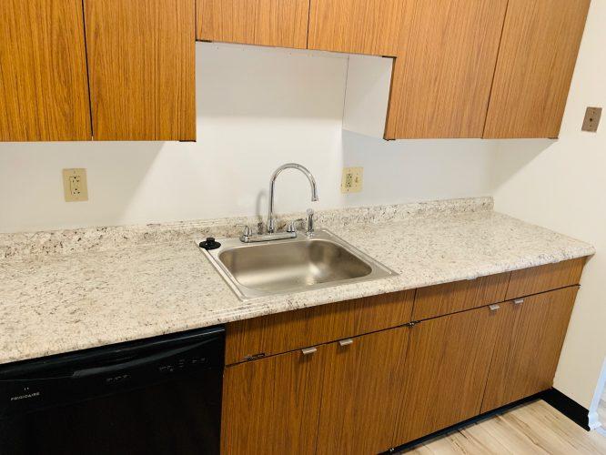 Unit 15 Updated Kitchen with Dishwasher 2