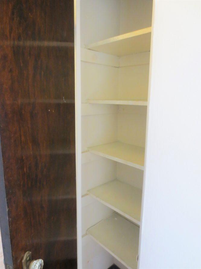 3 - Hallway Closet