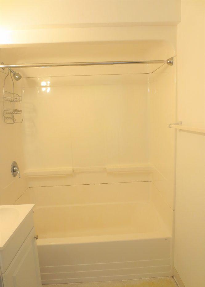 6 - Bathroom with Surround Tub
