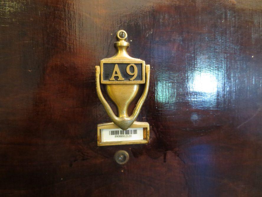 A9 Door