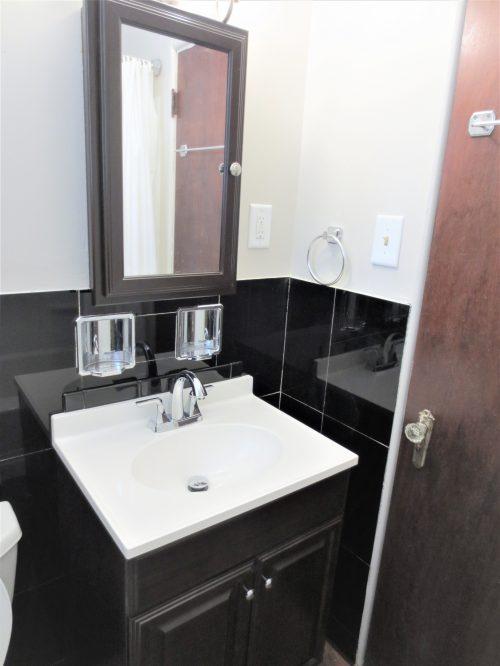 Bathroom New Vanity & SInk