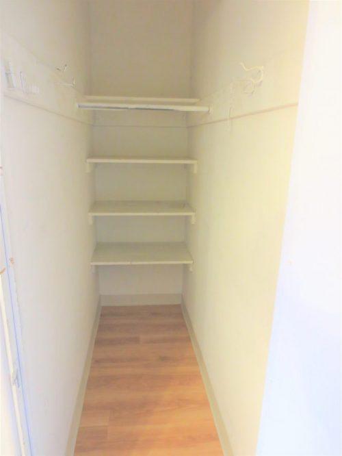 Closet (walk in)
