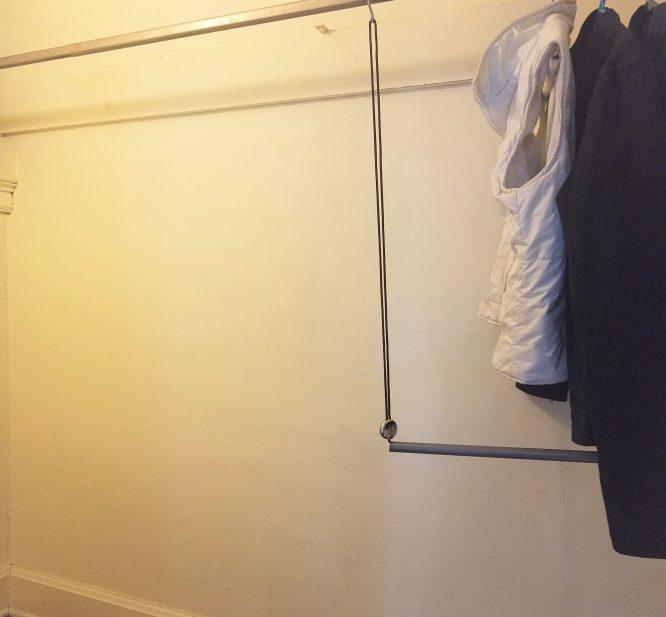 7. Bedroom Closet