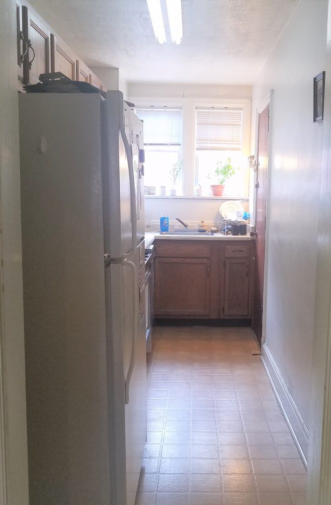 8. Kitchen Entry