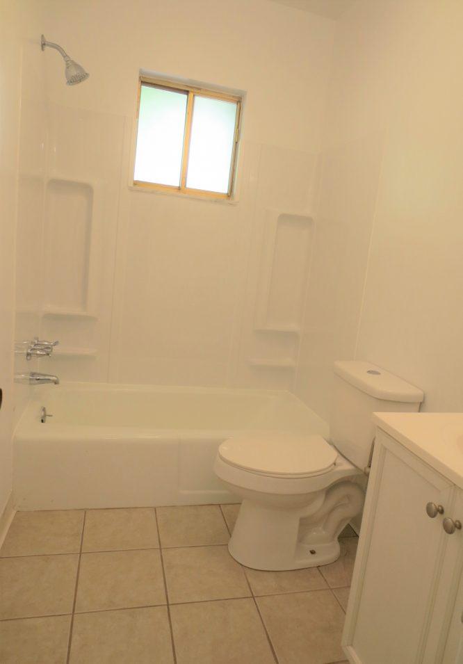 5 - Unit 15 Hall Bathroom