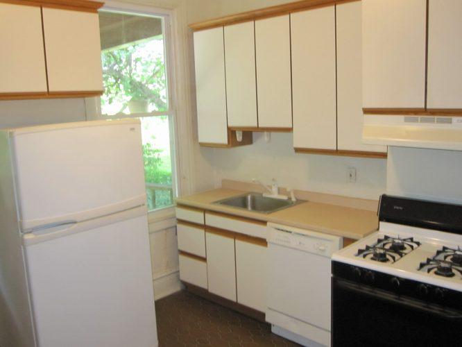 1 - Kitchen With Dishwasher